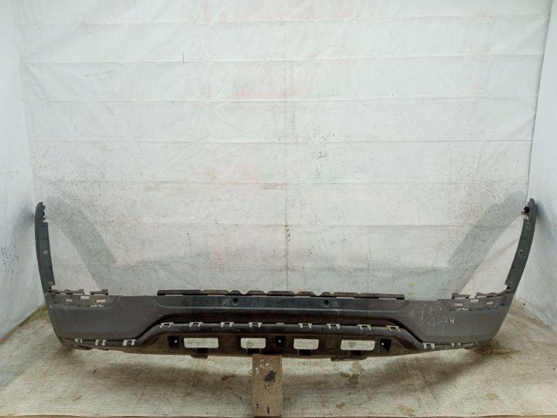 Бампер Chevrolet Captiva 1 C140 2013 передний нижний