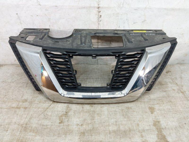 Решетка радиатора Nissan X-Trail 3 T32 2017