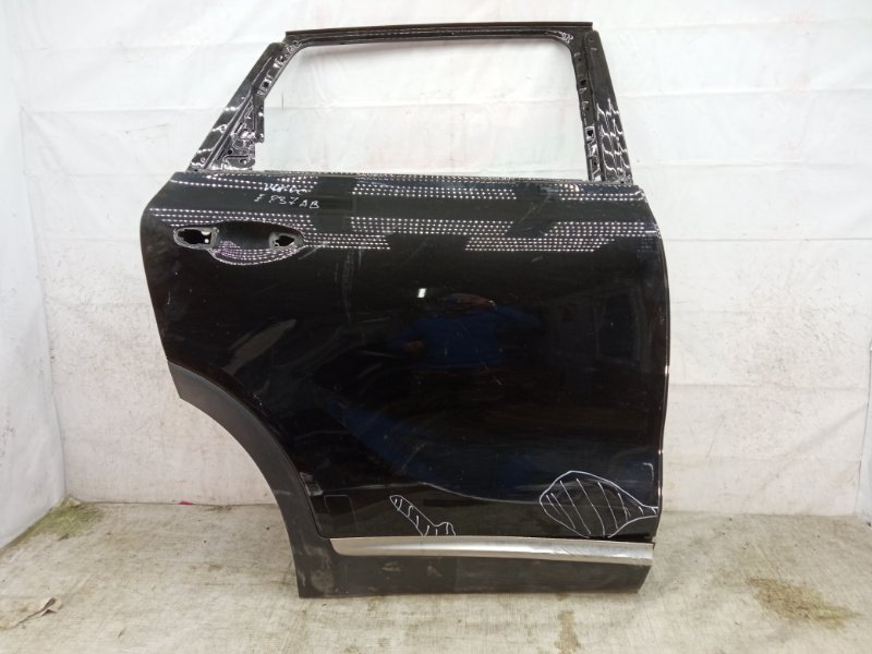 Дверь Kia Sorento 3 PRIME 2014 задняя правая