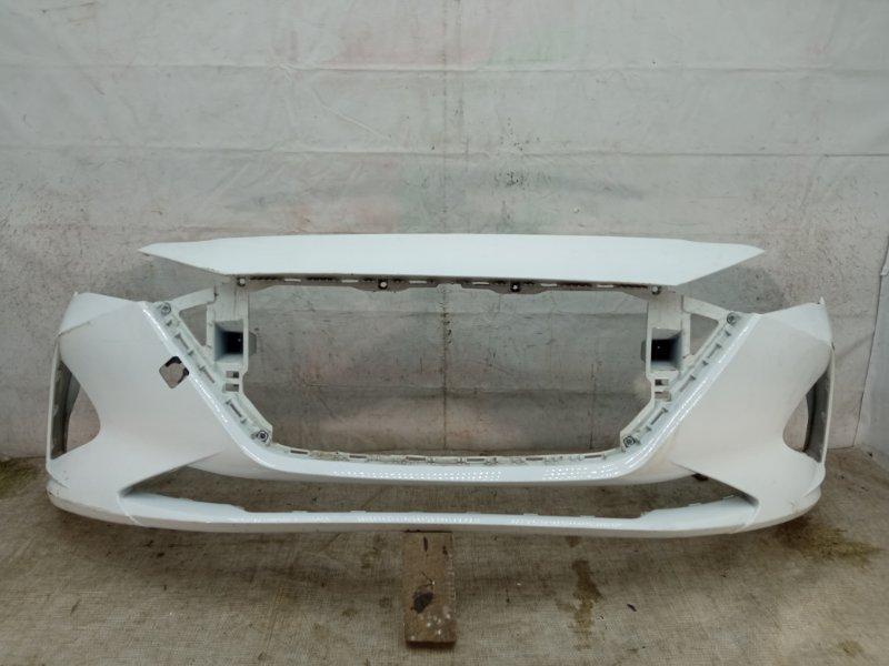 Бампер Hyundai Solaris 2 2020 передний