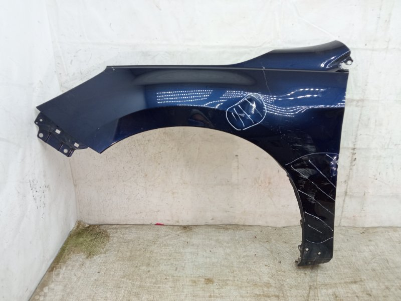 Крыло Subaru Outback 5 2014 переднее левое