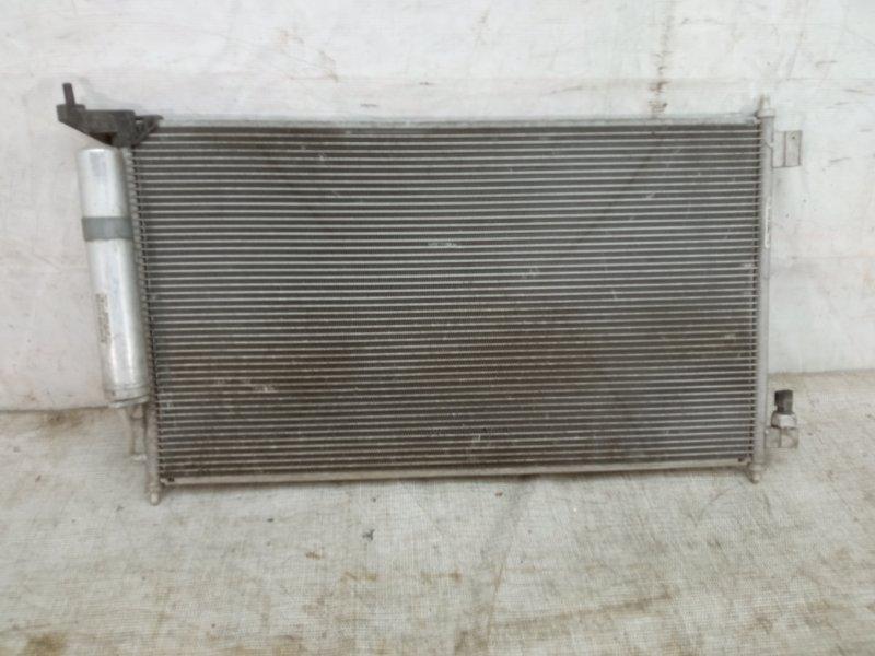 Радиатор кондиционера Nissan Juke 1 F15 2010