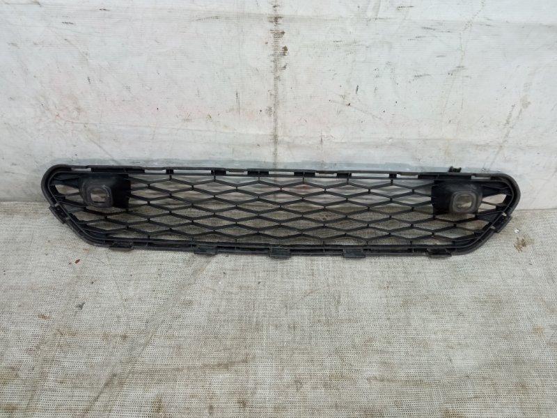 Решетка в бампер Nissan X-Trail 3 T32 2013 передняя
