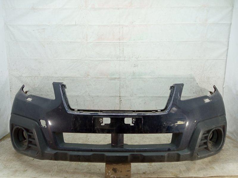 Бампер Subaru Outback 4 2012 передний