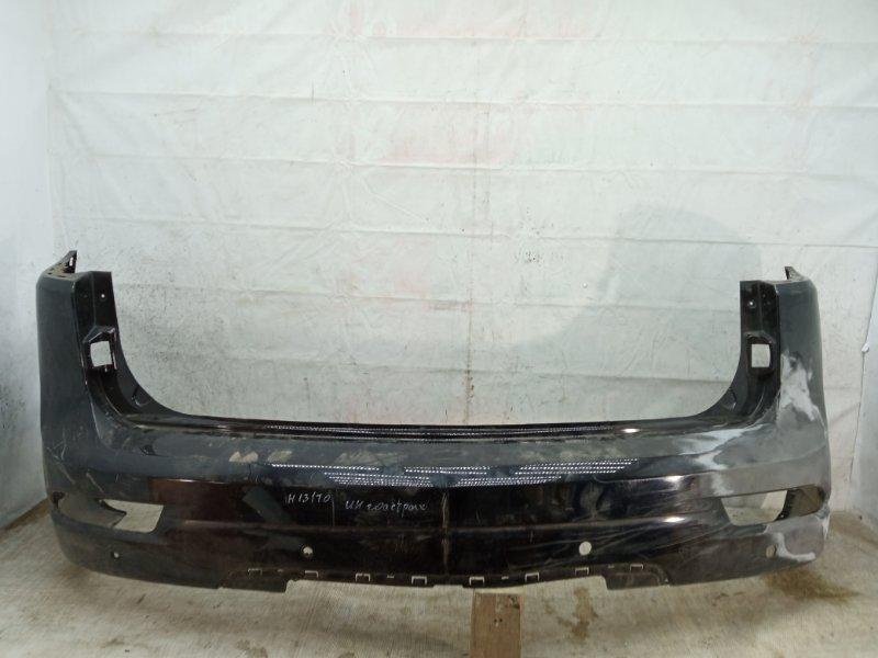 Бампер Chevrolet Trailblazer 2 2012 задний