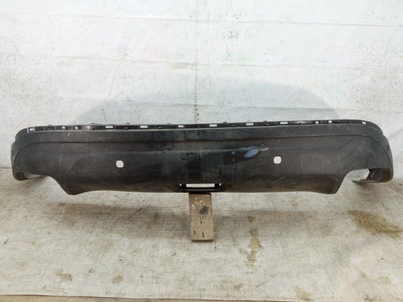 Юбка бампера Nissan Murano 3 Z52 2014 задняя