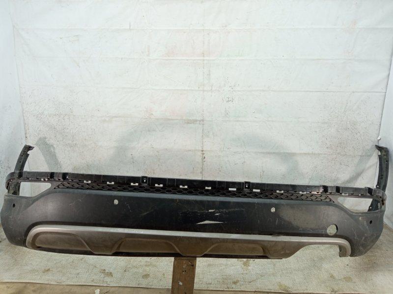Бампер Hyundai Santa Fe 3 2012 задний