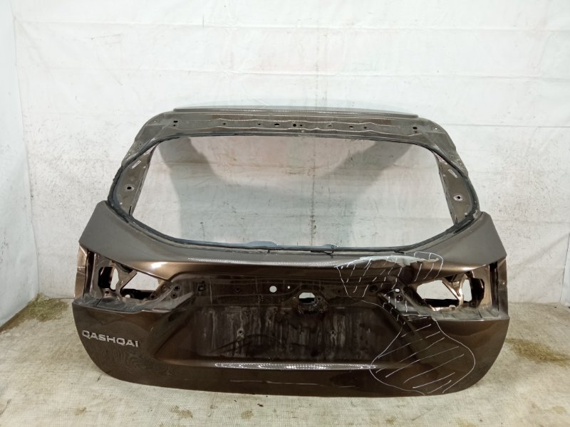 Крышка багажника Nissan Qashqai 2 J11 2013
