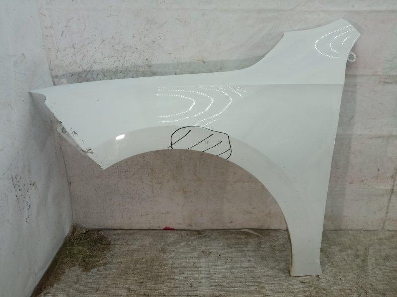 Крыло Skoda Rapid 1 2012 переднее левое
