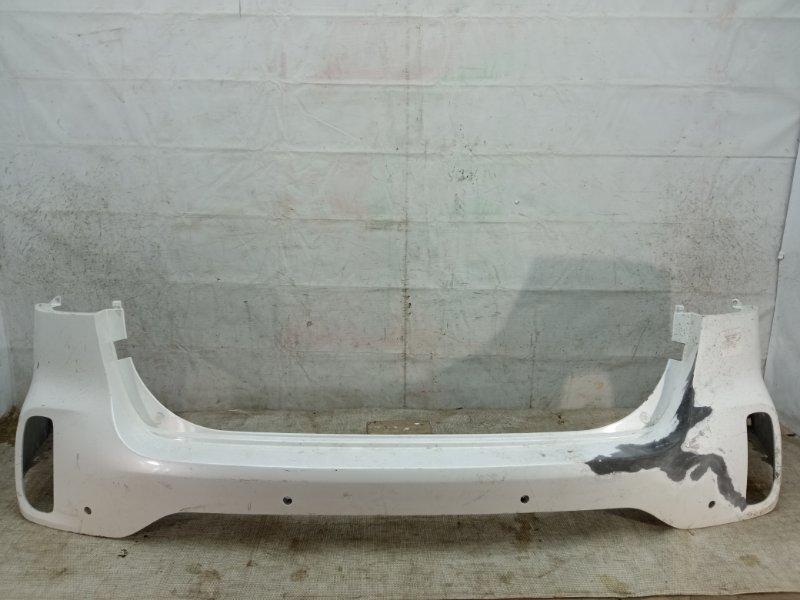 Бампер Kia Sorento 2 XM 2012 задний