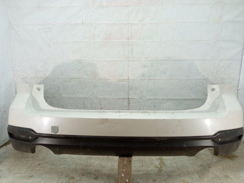 Бампер Subaru Forester 4 2012 задний