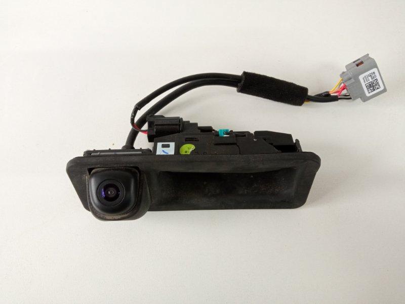 Камера заднего вида Kia Sportage 4 QL 2018 задняя