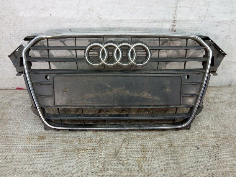 Решетка радиатора Audi A4 B8 2007