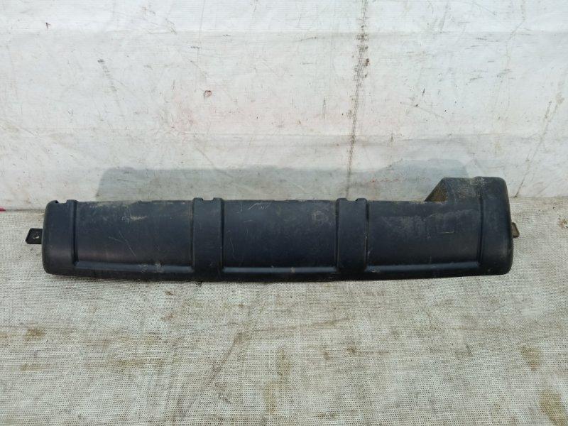 Накладка бампера Nissan X-Trail 1 T30 2000 задняя