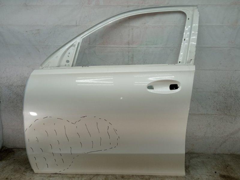 Дверь Mercedes Gle V167 2018 передняя левая