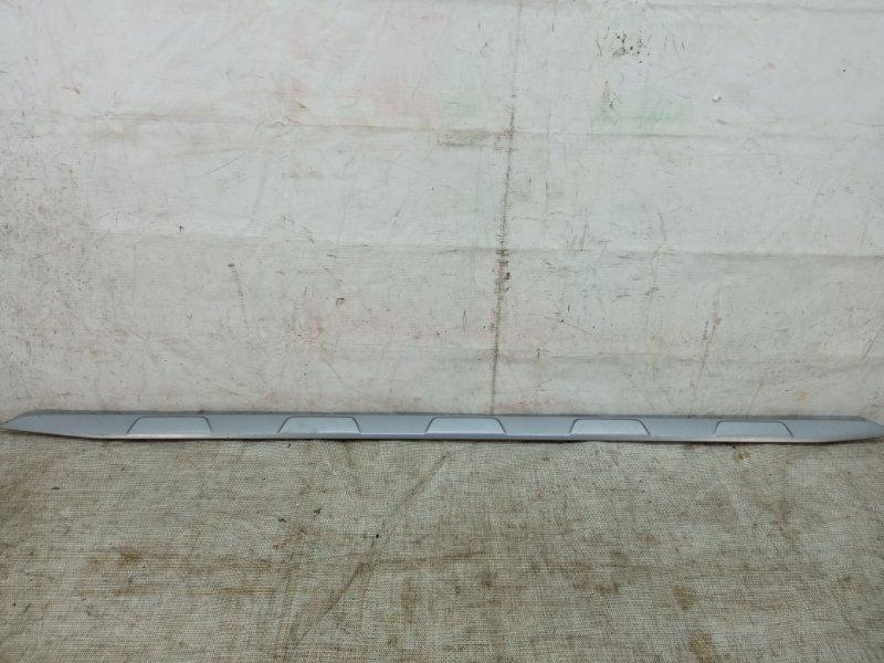 Накладка порога Mercedes Gla X156 2013 правая