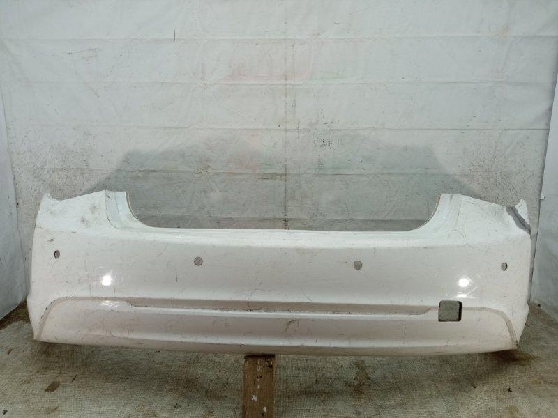 Бампер Chevrolet Cruze 1 2012 задний
