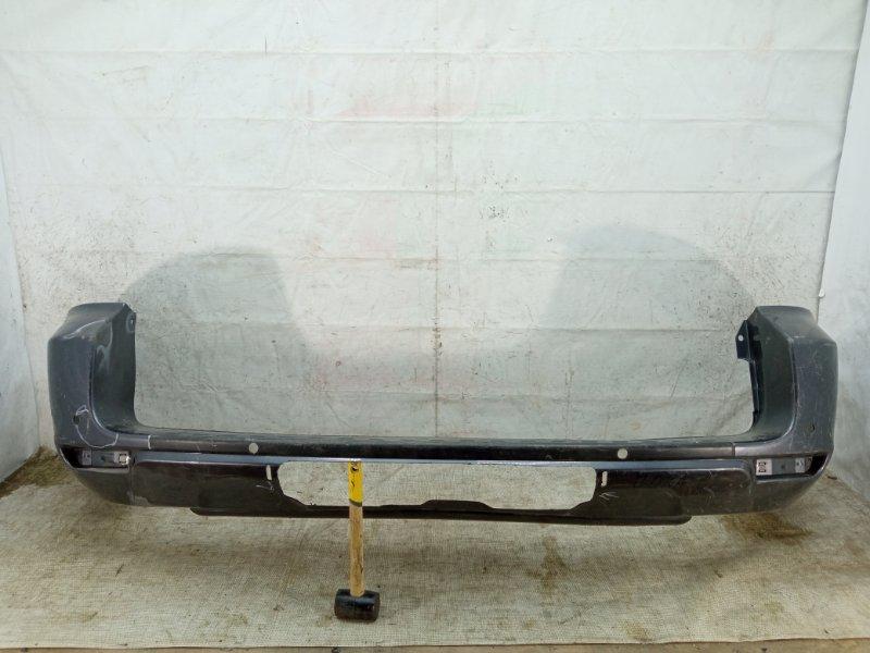 Бампер Toyota Rav4 30 2006 задний