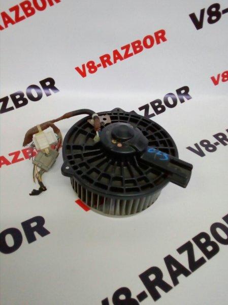 Мотор печки Honda Accord CL9 K24A 2002
