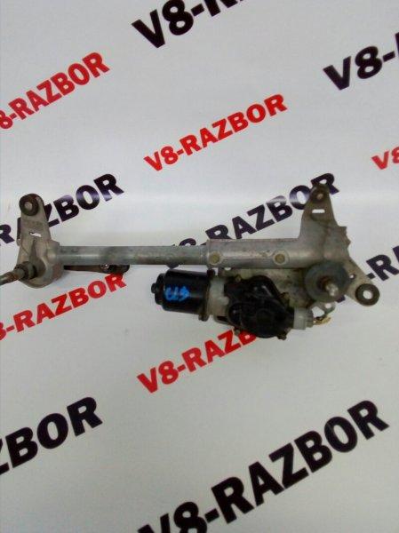 Механизм стеклоочистителя Honda Accord CL9 K24A 2002 передний