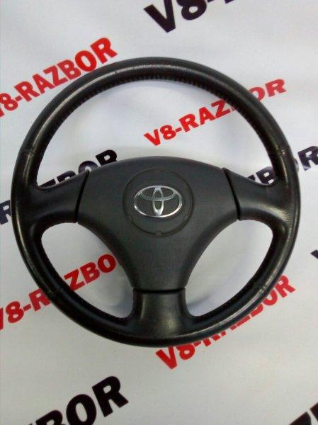 Аирбаг на руль Toyota Kluger MCU25 1MZFE 2002