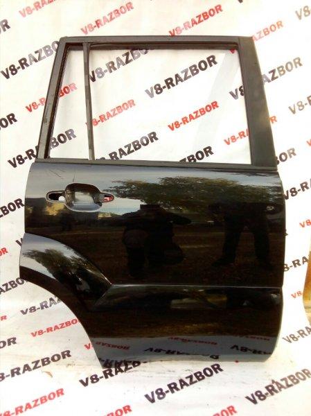 Дверь Toyota Land Cruiser Prado 120 GRJ120 1GRFE 2006 задняя правая