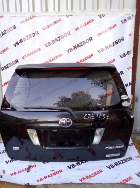 Дверь багажника Toyota Corolla Fielder ZZE122 1ZZFE 2004