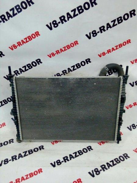 Радиатор двс Ford Transit 2.2L CR TC I4 DSL 155PS 2013