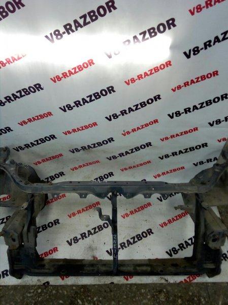 Телевизор Toyota Wish ZNE14 1ZZFE 2003 передний