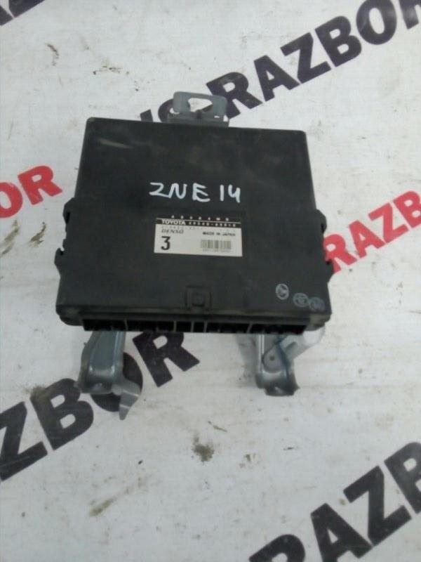 Блок управления abs Toyota Wish ZNE14 1ZZFE 2003