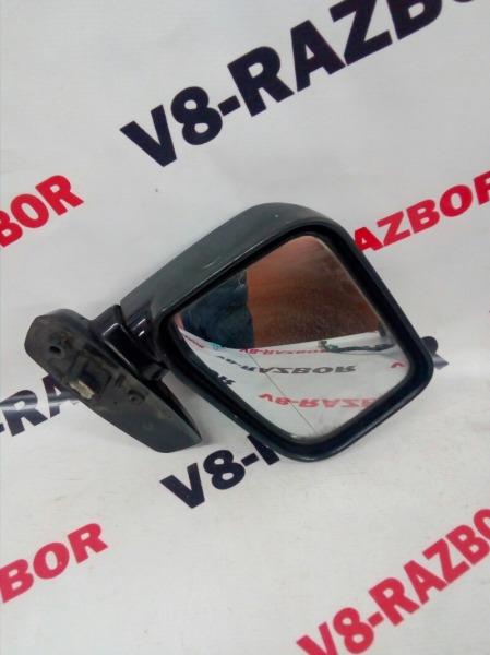 Зеркало Mitsubishi Chariot Grandis N84W переднее правое