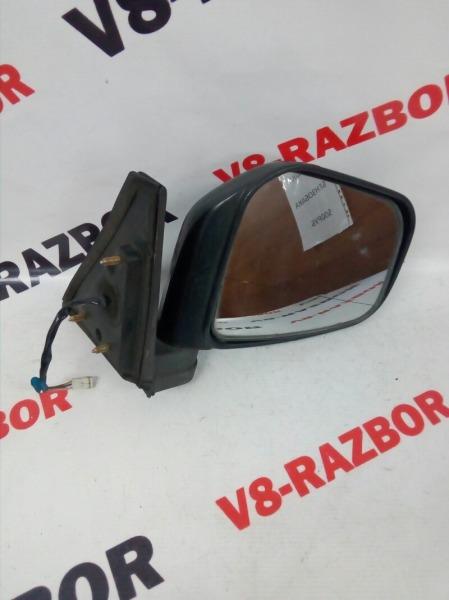 Зеркало Mitsubishi Pajero Io H66W переднее правое