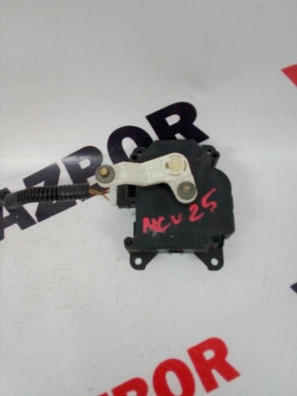 Сервопривод заслонки печки Toyota Kluger MCU25 1MZFE 2002