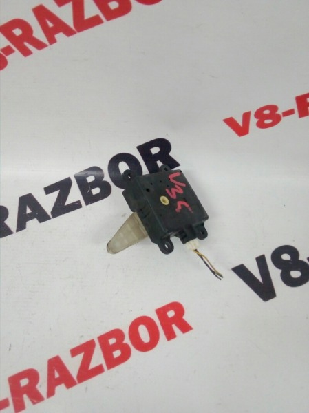 Сервопривод заслонки печки Nissan Skyline V35 VQ25DD 2005