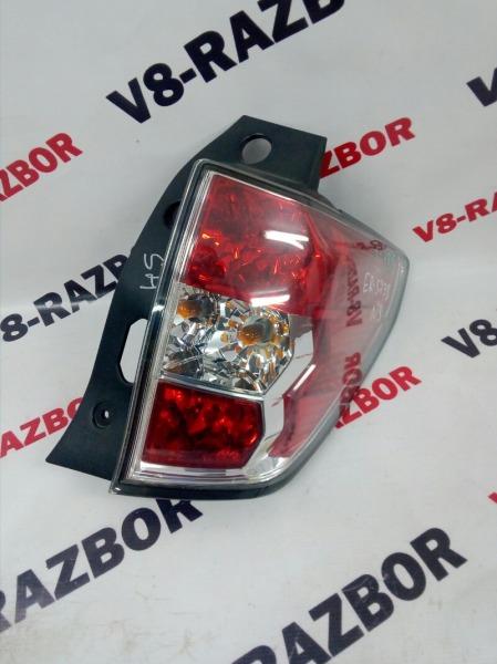 Стоп-сигнал Subaru Forester SHJ FB20A 2010 задний правый