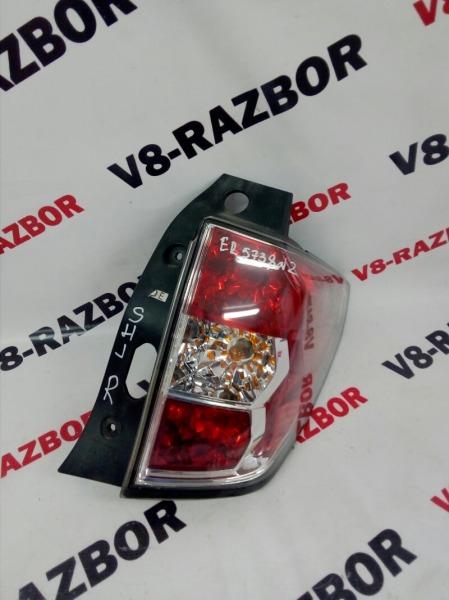 Стоп-сигнал Subaru Forester SHJ FB20A 2011 задний правый