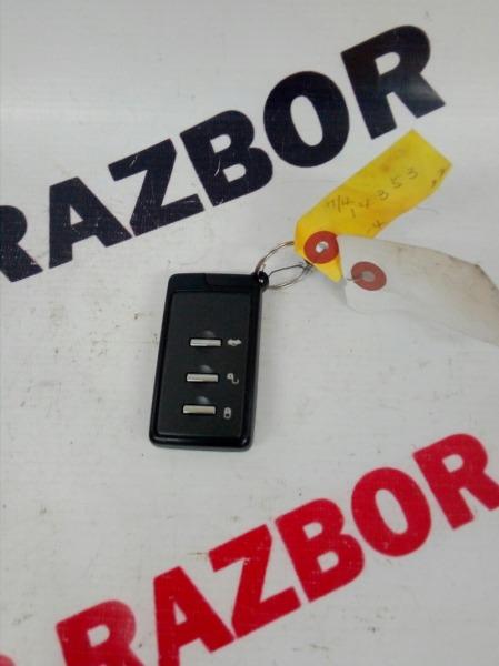 Ключ зажигания Subaru Forester SHJ FB20A 2011