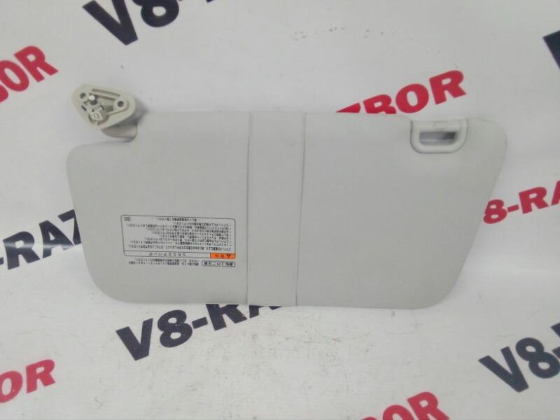 Козырек солнцезащитный Subaru Forester SHJ FB20A 2011 правый