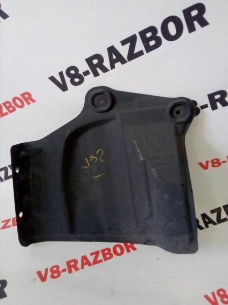 Защита двигателя Nissan Teana J32 VQ25DE 2008 передняя левая