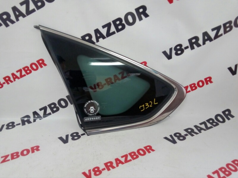 Стекло боковое Nissan Teana J32 VQ25DE 2008 левое
