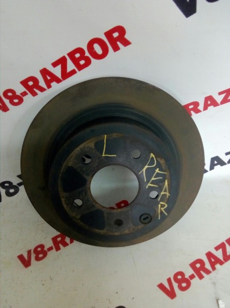 Тормозной диск Nissan Teana J32 VQ25DE 2008 задний
