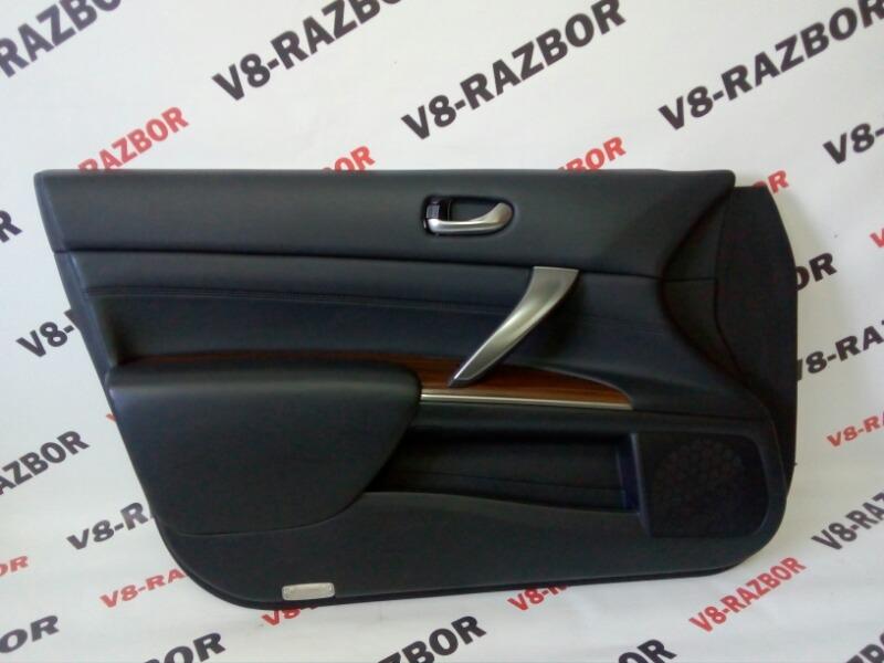 Обшивка двери Nissan Teana J32 VQ25DE 2008 передняя левая