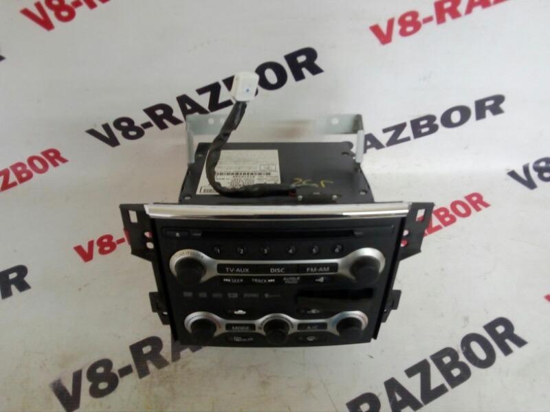 Магнитофон Nissan Teana J32 VQ25DE 2008
