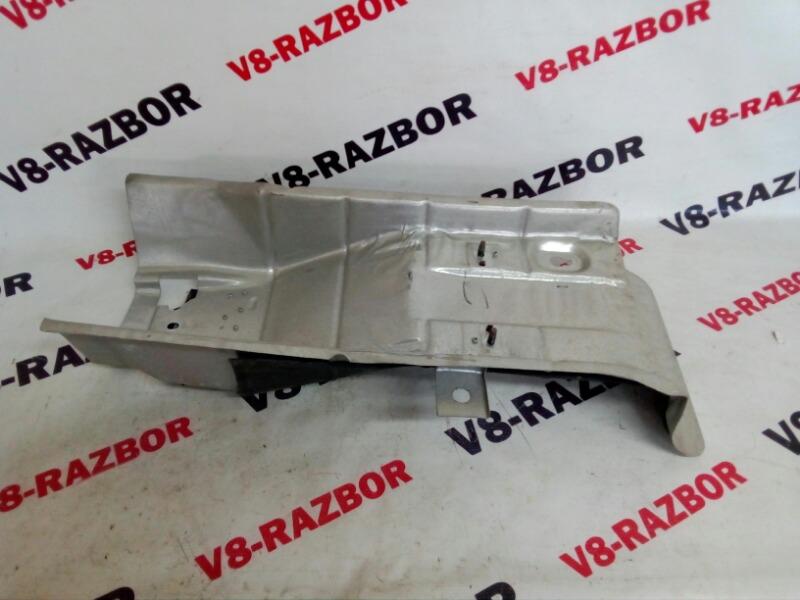 Защита топливного бака Nissan Teana J32 VQ25DE 2008