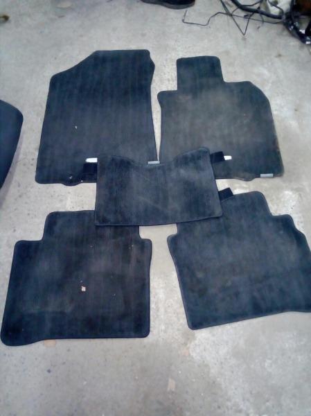 Коврики комплект Nissan Teana J32 VQ25DE 2008