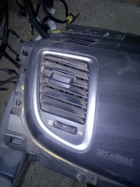 Дефлектор Nissan Teana J32 VQ25DE 2008 левый