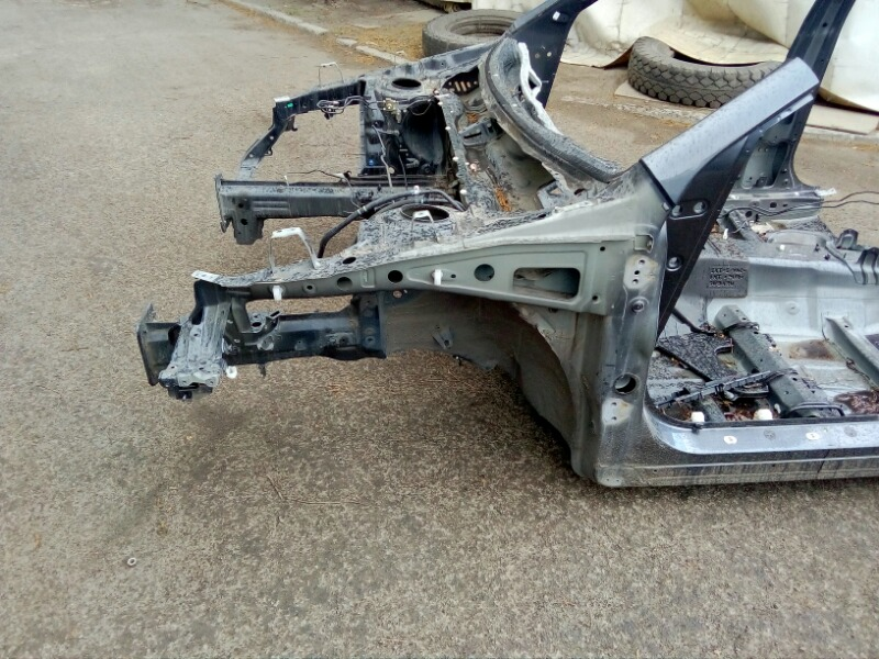 Лонжерон Subaru Outback BR9 EJ253 2010 передний левый