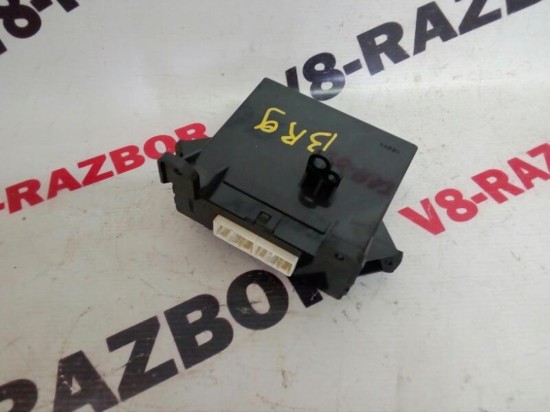 Блок управления печкой Subaru Outback BR9 EJ253 2010