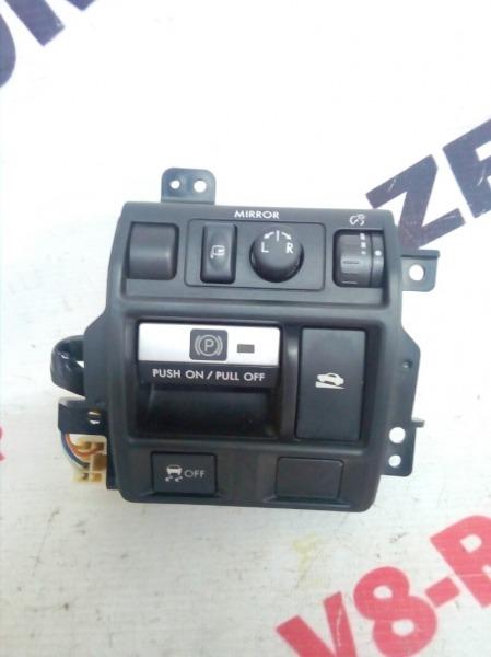 Блок управления зеркалами Subaru Outback BR9 EJ253 2010