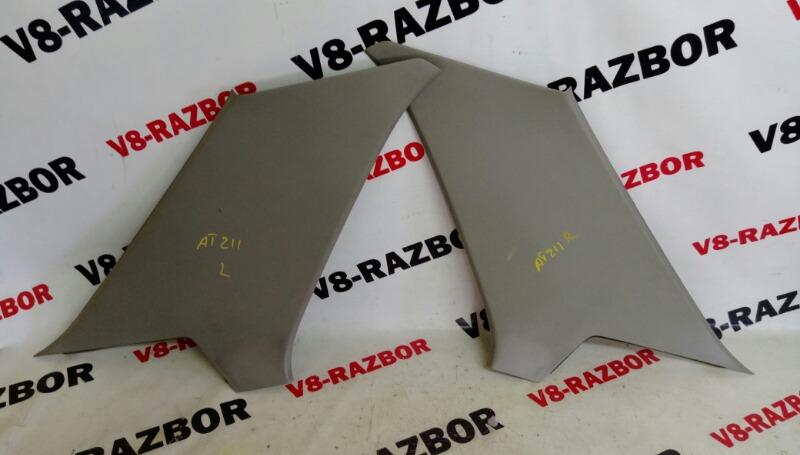Обшивка стойки Toyota Corona Premio AT211 7A-FE 2000 задняя